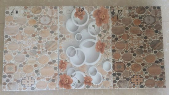 Digital Printing Expands Decorative Tile Options