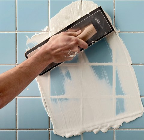 Prepare For Replacing Grout