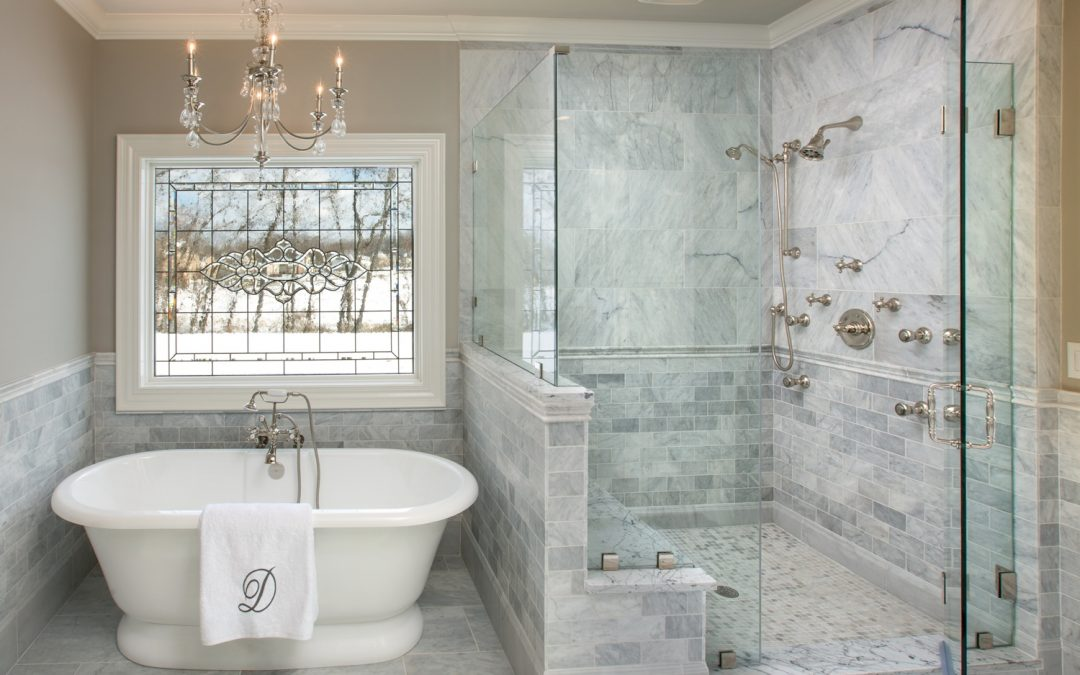 Bring Creative Bathroom Tile Ideas To Life